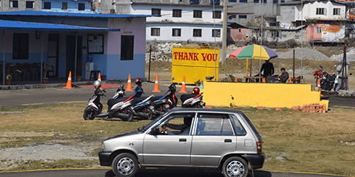 Scooter/Bike/Car Combo Driving Course Pokhara