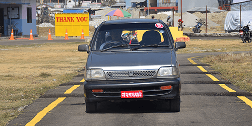 Car Driving Course Pokhara