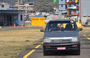 Taxi Driving School Pokhara